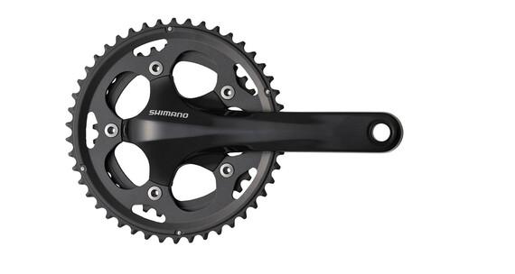 Shimano FC-CX50 Kurbelgarnitur Cyclocross 2x10-fach schwarz
